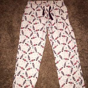 Old navy PJ pants!